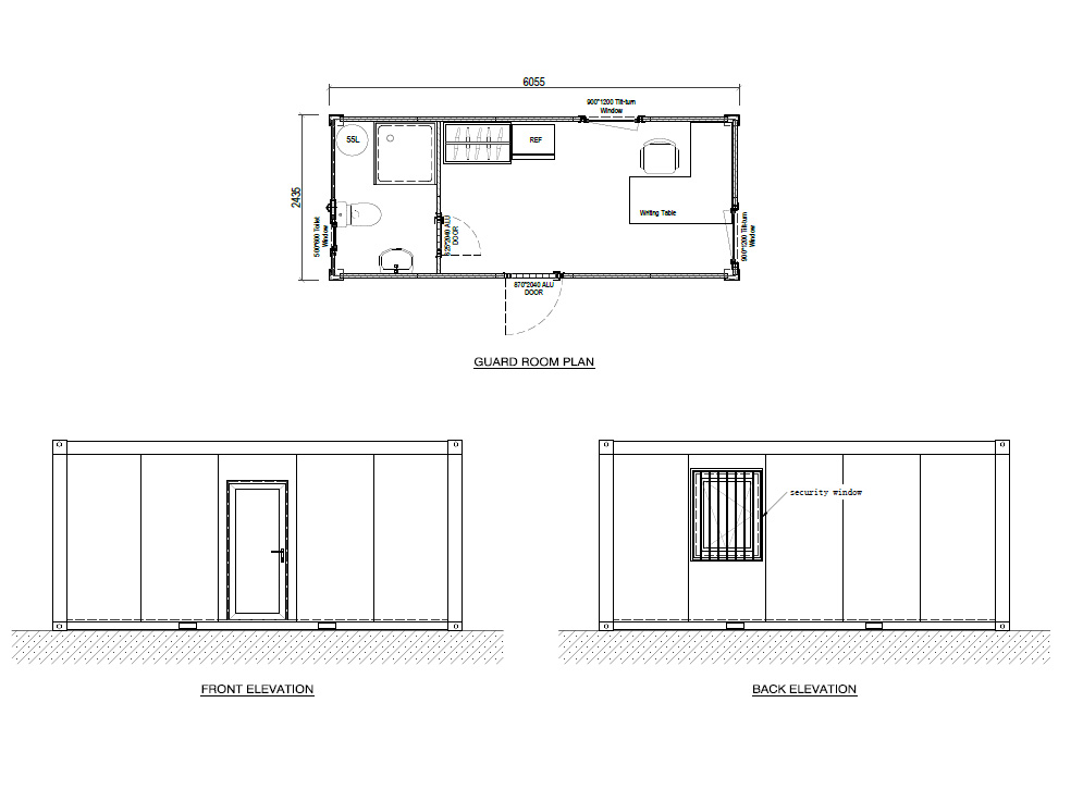 Solution Proposal Gallery Office Buildingmodular Building