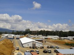 Project in Papua New Guinea
