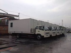 SHARK Trailers for Mobile Clini