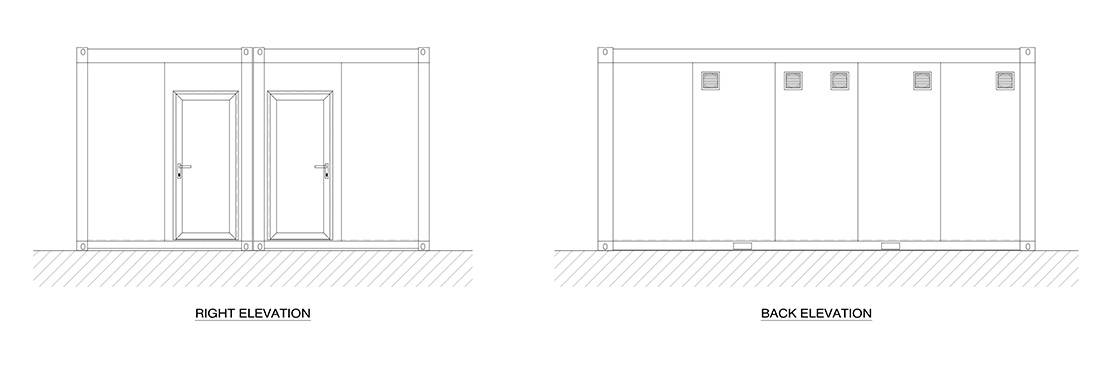 Modular Classroom Rfp ~ Ablution modular building mobile camp space